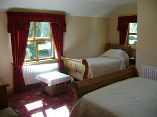 Ardsollus Farm Bedroom