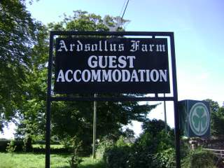 Ardsollus Farm Sign